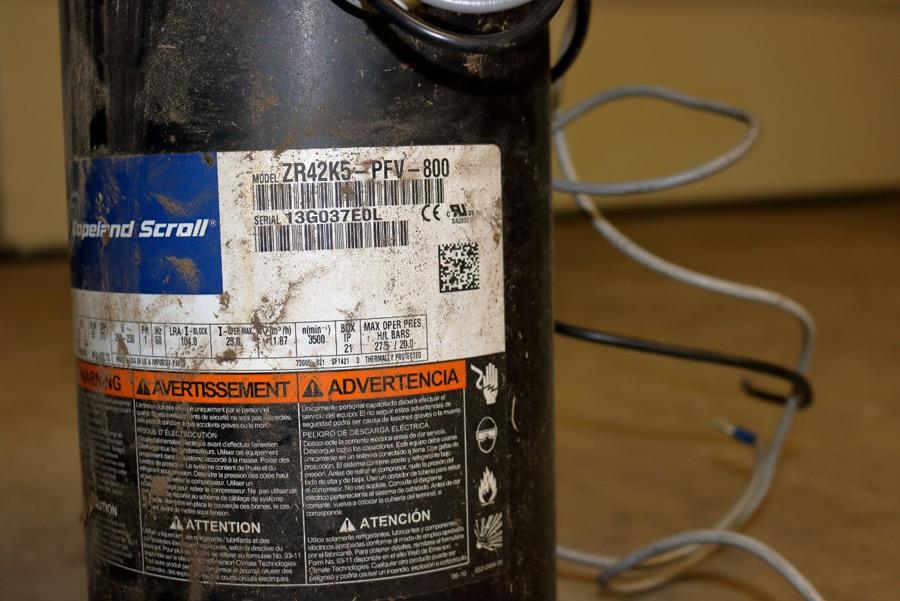 HVAC - Air Conditing / Heat Pumps - Lightning Claims