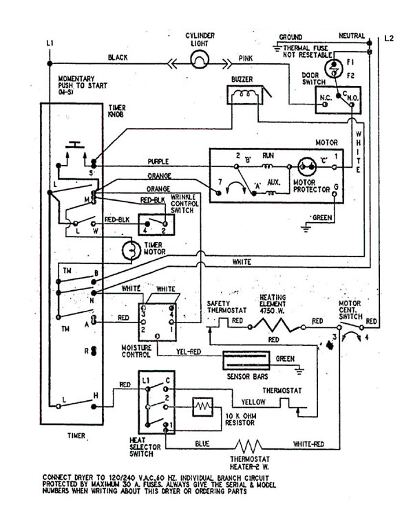 DIAGRAM DRYER MAYTAG WIRING - MAYTAG DRYER REVIEWS - MAYTAG DRYER +